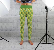 Pantalons et leggings de fitness vert pour femme
