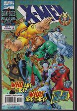UNCANNY X-MEN #360 MARVEL 10/98 ETCHED HOLO- FOIL 35th ANNIV. GATEFOLD COVER NM-