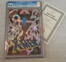 X-Men #54 Special Collector's Edition CGC 9.8 Includes Certificate #0697 Holo