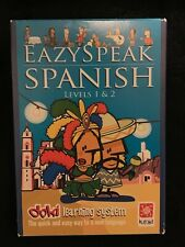 Doki EAZYSPEAK SPANISH Levels 1 & 2 for Mac/PC