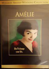 Amelie (Dvd, 2011, 2-Disc Set)