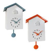 Cuckoo Wall Clock Kitchen Pendulum Clock Home Wall Decor Art Decoration