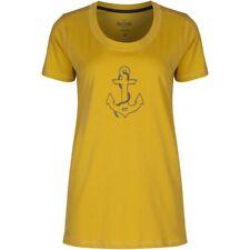 Regatta Felicia Coolweave Cotton T Shirt Size 16 Uk BNWT RRP £23.95 Grapefruit
