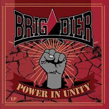BRIGADIER POWER IN UNITY EP (black wax)