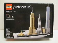 LEGO 20128 NEW YORK CITY ARCHITECTURE SKYLINE COLLECTION NEW SEALED