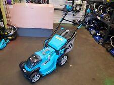 Victa 18V 5.0Ah 37cm Cordless Lawn Mower & Blower (1x 18V Batteries) DEMO