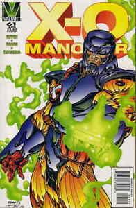 X-O Manowar #61 FN; Valiant | save on shipping - details inside