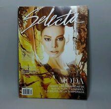 Selecta Magazine January 2014 enero Moda desde Nueva York y Londres