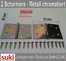 Scharnier aus Metall