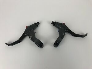 AVID FR7 BRAKE LEVERS QUICK ADJUST 22.2mm FR 7 FR-7 MTB MOUNTAIN BIKE MECHANICAL