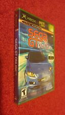 Sega GT Online (Microsoft Xbox and 360, 2004) Brand New