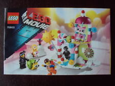 LEGO INSTRUCTIONS BOOK 70803 MOVIE CLOUD CUCKOO PALACE VGC  FREE UK POST