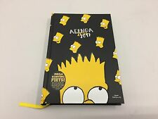 The Simpsons School Diary 2016-2017 Dutch Edition