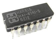 NOS Harris 4741-5 Quad Opamp For Harrison Consoles, Etc. Guaranteed. SA