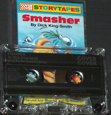 DICK KING-SMITH SMASHER CASSETTE READ BY BERNARD CRIBBINS COVER TO COVER