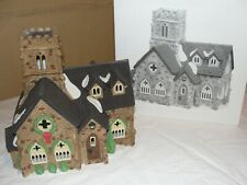 Department 56 - Dickens Village - Knottinghill Church #55824 - Retired 1989