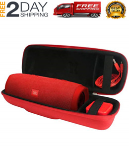 JBL Charge 3 + Bluetooth Portable Wireless Speaker Travel Carrying Case