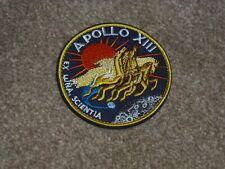 APOLLO 13 PATCH BRAND NEW UNUSED