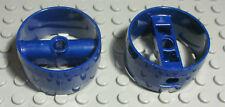 Lego Ring für Tank oder Turbine 4x4 Dunkelblau 2 Stück                     (931)