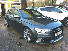 Audi A6 Avant 2.0TDI 177ps Multitronic S Line 2013/13 RS6 LOOK STUNNING !!!!!