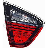 Romsion Luci Indicatore di direzione Integrato per fanali Posteriori per Kawasaki Z800 ZX6R 636 Z125 PRO 2013-2018 Smoke Color