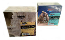 Yes - Relayer + Tales - 2 Promo-Boxes for Mini LP CD Japan DU EMPTY SEALED RARE!