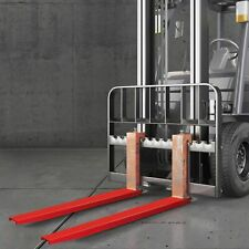 82 Inch Pallet Forklift Extensions For Lift Truck Loaders In Warehouse Factories