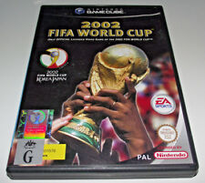 2002 FIFA World Cup Nintendo Gamecube PAL *Complete*