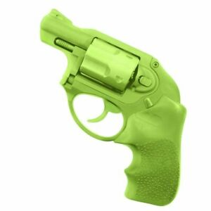 Cold Steel Ruger LCR Rubber Training Revolver, Green Polyproylene #92RGRLZ