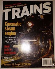 Trains Magazine January 2005