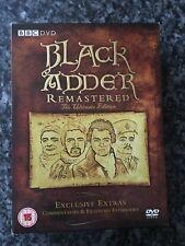 Blackadder - The Ultimate Collection (DVD, 2009, 6-Disc Set, Box Set) VGBox29