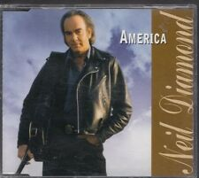 NEIL DIAMOND America RARE 4 TRACK HOLLAND CD Heartlight The last Picasso etc