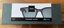 More details for bose frames alto bluetooth audio sunglasses - black brand new