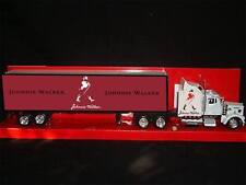 Custom Johnnie Walker Scotch 1:43 scale truck (420mm) Kenworth new boxed bar