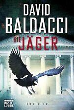 Die Jäger: Thriller von Baldacci, David | Buch | Zustand gut