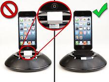 Adaptergehäuse schwarz für Lightning-Adapter iPhone, iPod Touch und iPad Mini