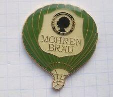 MOHREN BRÄU / DORNBIRN / ÖSTERREICH  ............. Bier-Ballon-Pin (113h)