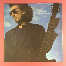 George Harrison - Got My Mind Set On You / Lay His Head - W8178 Ex+ Condition