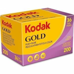 Kodak Gold 200 Film Pack 135 (36 Exposures)