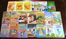 Set of 20 PB Level 1-3 Girl Theme Step into Reading I Can Read Readers L1