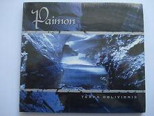 Paimon ___ terra oblivionis ___ 9 TRACK CD ___ M.O.S. Records