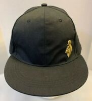 Courvoisier Cognac Baseball Cap Snapback Hat Dad Black Cotton Men OSFA New