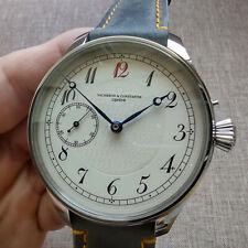 Men's VACHERON & CONSTANTIN Vintage Swiss Movement of Pocket Watch in steel case