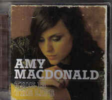 Amy Macdonald-This Is The Life cd album