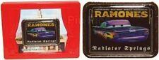 Disney Pin: Cars Pin & Frame Series (Ramones Radiator Springs - Purple Paint Job
