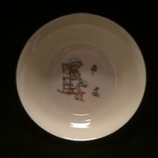 Lenox Special Rocking Chair Girl Cereal Bowl