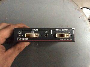 Extron DTP DVI 301 Tx - DVI-D to DTP Converter MK3 USM19