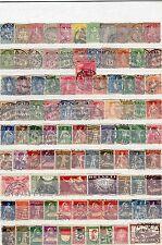 Lot Schweiz o aus  1882 - 1928 ( Nr. 23 - 226 ) hoher KW !  ( 30653 )