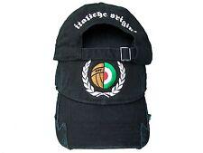 ITALICHE ORIGINI Cappello HURRICANE nero ultras ITALIA baseball ATLANTIS