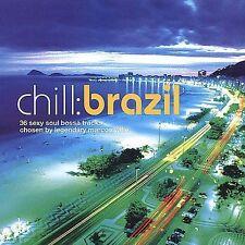 Various : Chill Brazil (2CDs) (2002)